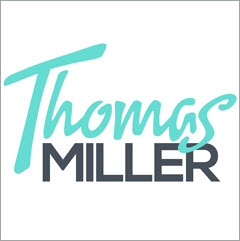 Thomas miller logo - creative partners for elahub.