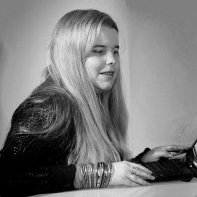 Kirsty Major, screen reader expert and tester at eLahub.